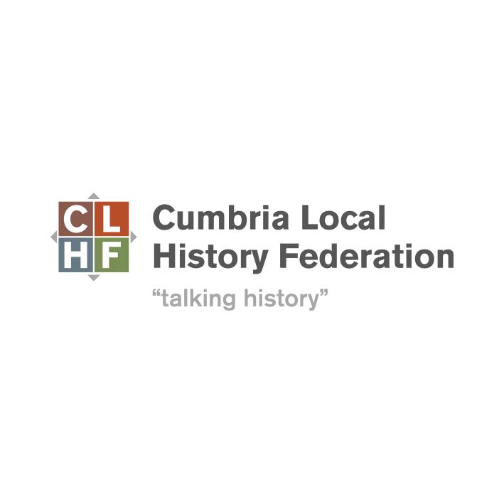 Brand identity for Cumbria Local History Federation