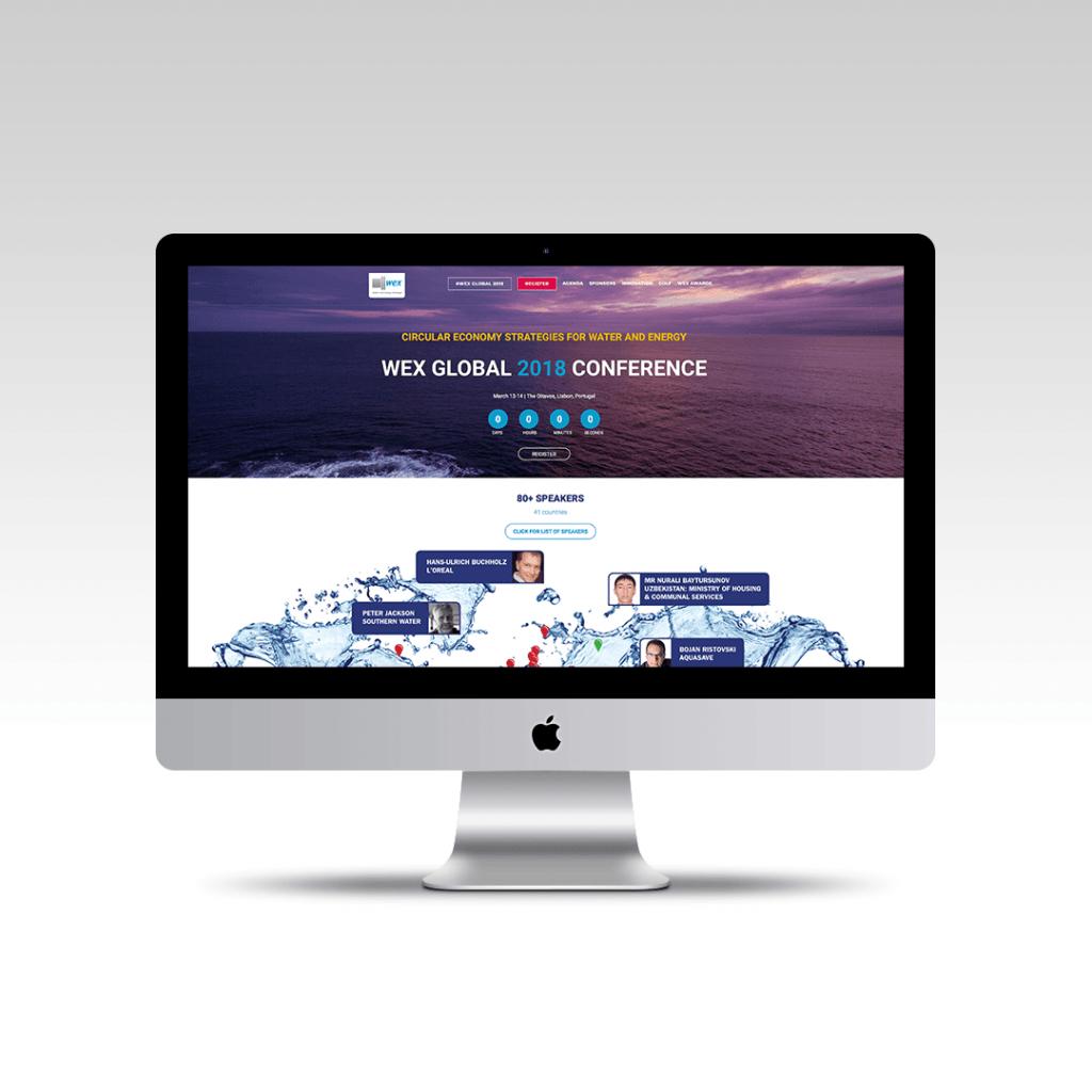 Website Design for WEX 2018