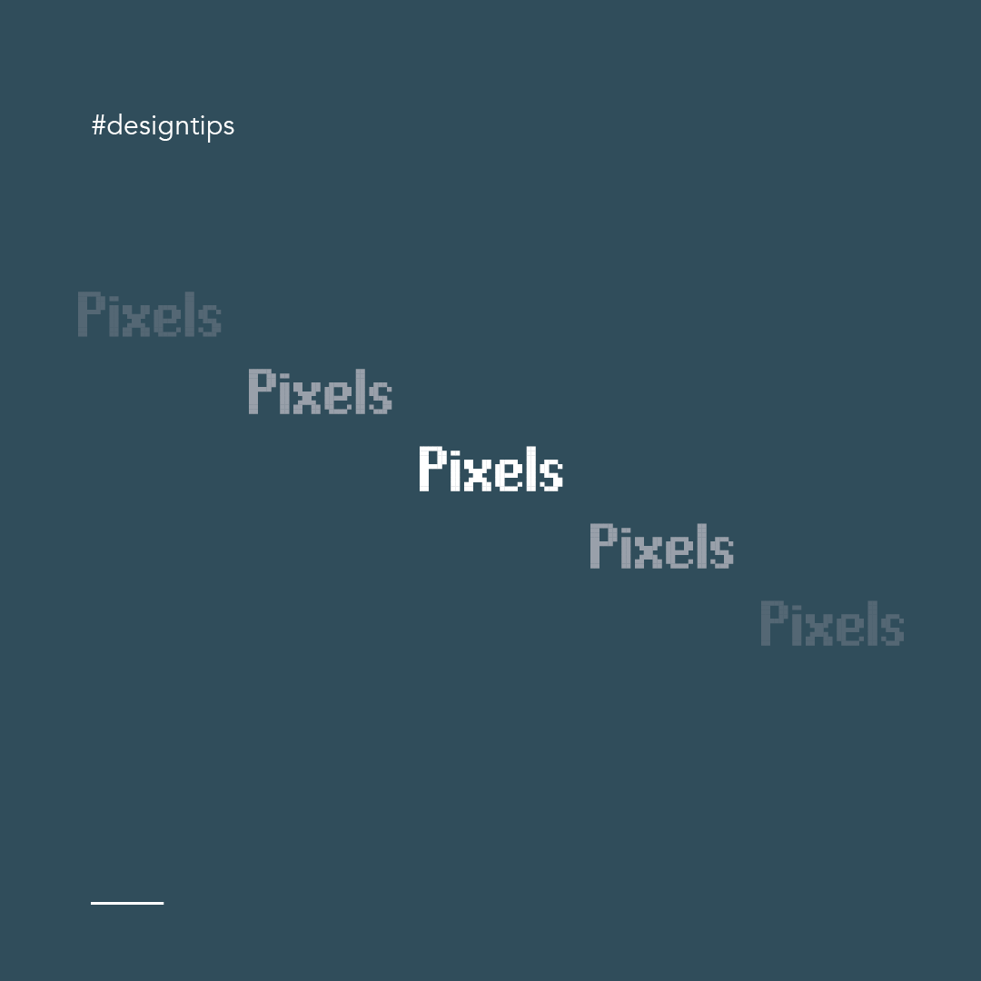 What are Pixels graphic